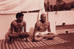 Шарат Джойс и Паттабхи Джойс